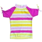 2014 girls short sleeve rashy stripe_sml
