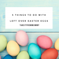 5thingstodowithleftovereastereggs