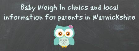 Baby Clinics in Warwickshire
