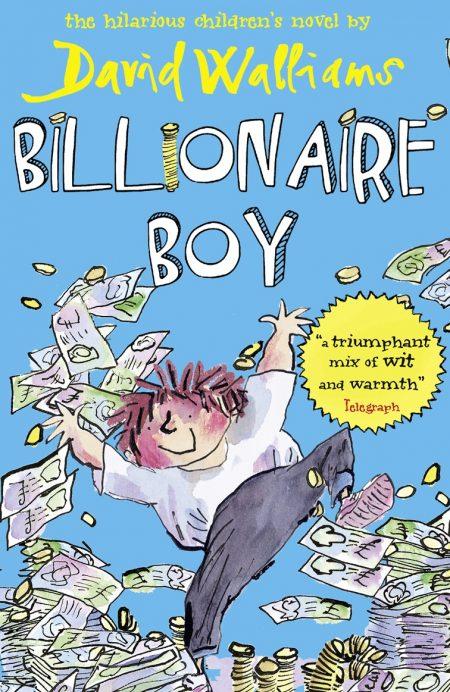 Billionaire Boy Heartbreak Productions Leamington Spa