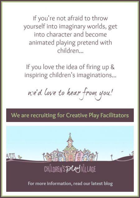 Children's Play Village