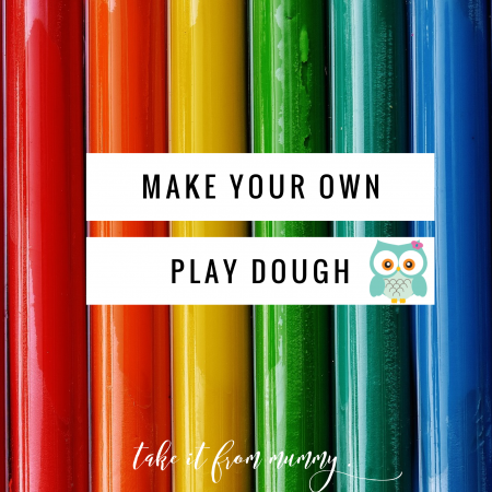 DIYPlaydough