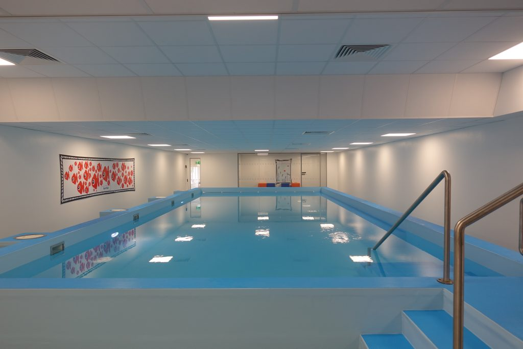 Swim Works Open New Pool In Leamington Spa Take It From