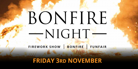 Dallas Burston Bonfire Night