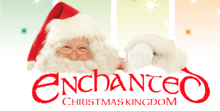 Father Christmas at Hatton Adventure World