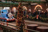 Christmas At Thomas Land, Drayton Manor