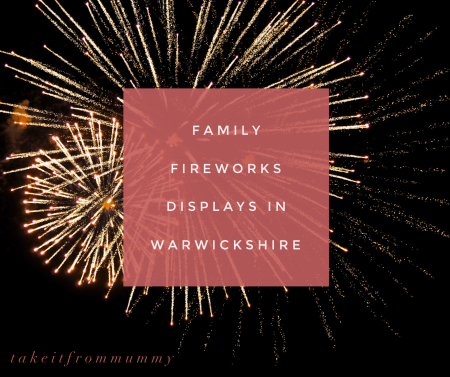 Firework Displays in Warwickshire
