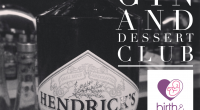 Gin & Dessert Club