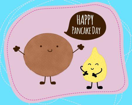 Making Pancakes! Happy Pancake Day! | Take it From Mummy