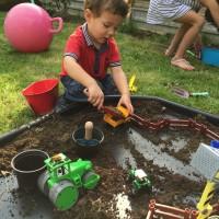 Builders tray diggerland