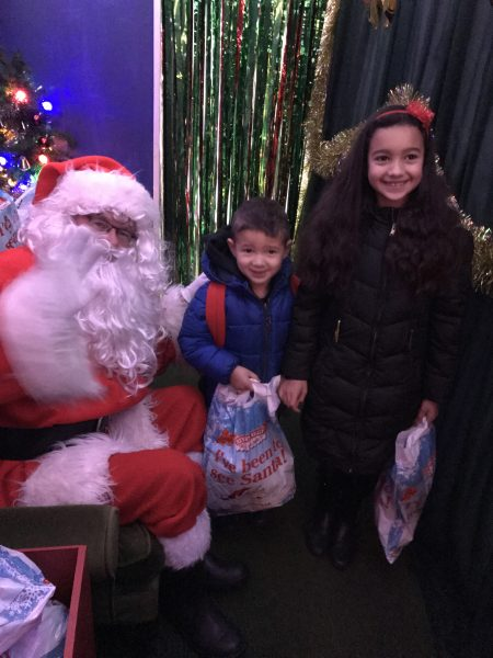 Severn Valley Railway Santa