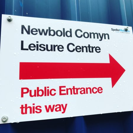 Newbold Comyn Leisure Centre Re-Opening