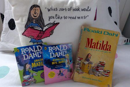 Mc Donalds Roald Dahl Books