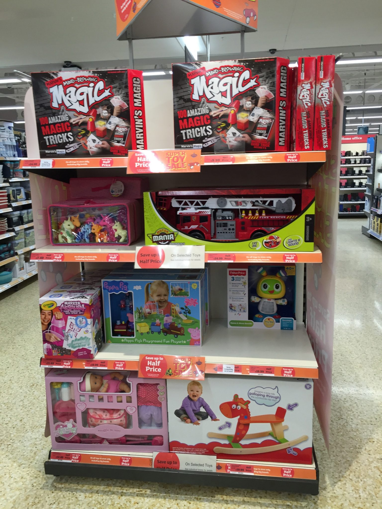 Toys For Toys : Sainsbury s half price toy sale oct take it from mummy