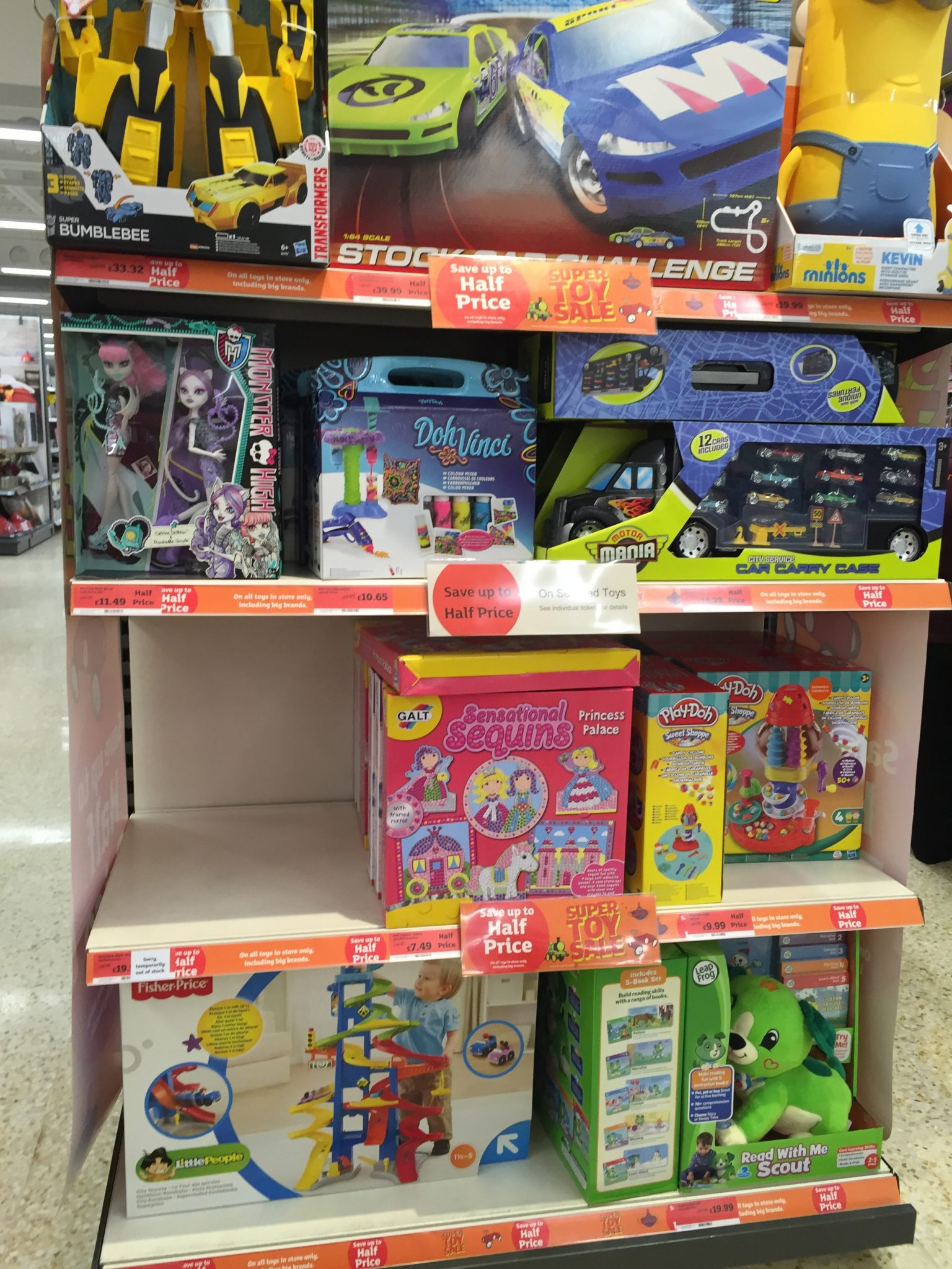 sainsbury's toy sale - photo #26