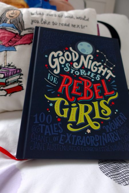 Good Night Stories For Rebel Girls - Take It From Mummy