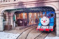 Magical Christmas at Thomas Land, Drayton Manor Park.