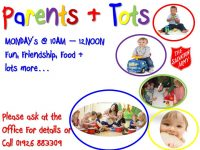 Salvation Army Leamington Spa Playgroup