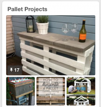 pinterest pallet projects