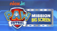 Paw Patrol Mission Big Screen