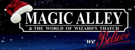 Christmas At Magic Alley