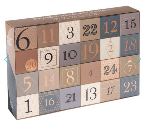 will you be treating yourself to an advent calendar this. Black Bedroom Furniture Sets. Home Design Ideas