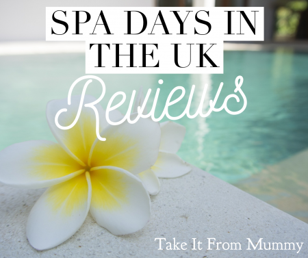 Spa Day Reviews UK