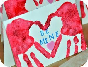 Valentine Crafts With Kids ...