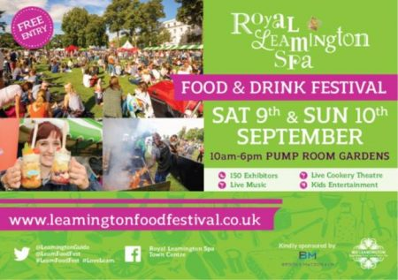 leamington food festival