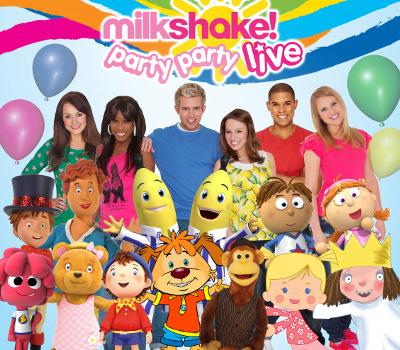 Milkshake Live Leamington Spa