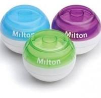 milton portable soother steriliser