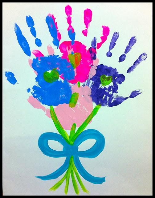 Подарки от детей для мам своими руками в