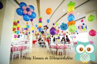 party venues in warwickshire